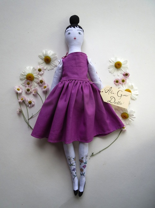 Alia Grace Dolls - Cloth Doll