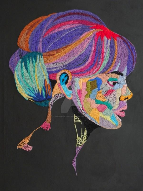 Bridgette Bardot by Andrew Orton