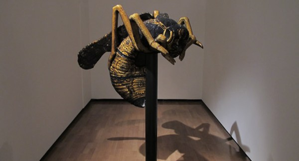 Joana Vasconcelos Wasp Photo Credit: Evie Milo