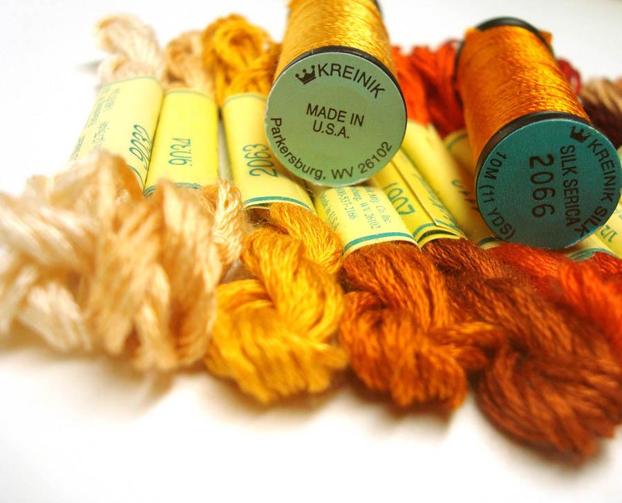 3 Reasons To Try Silk Thread – Mr X Stitch
