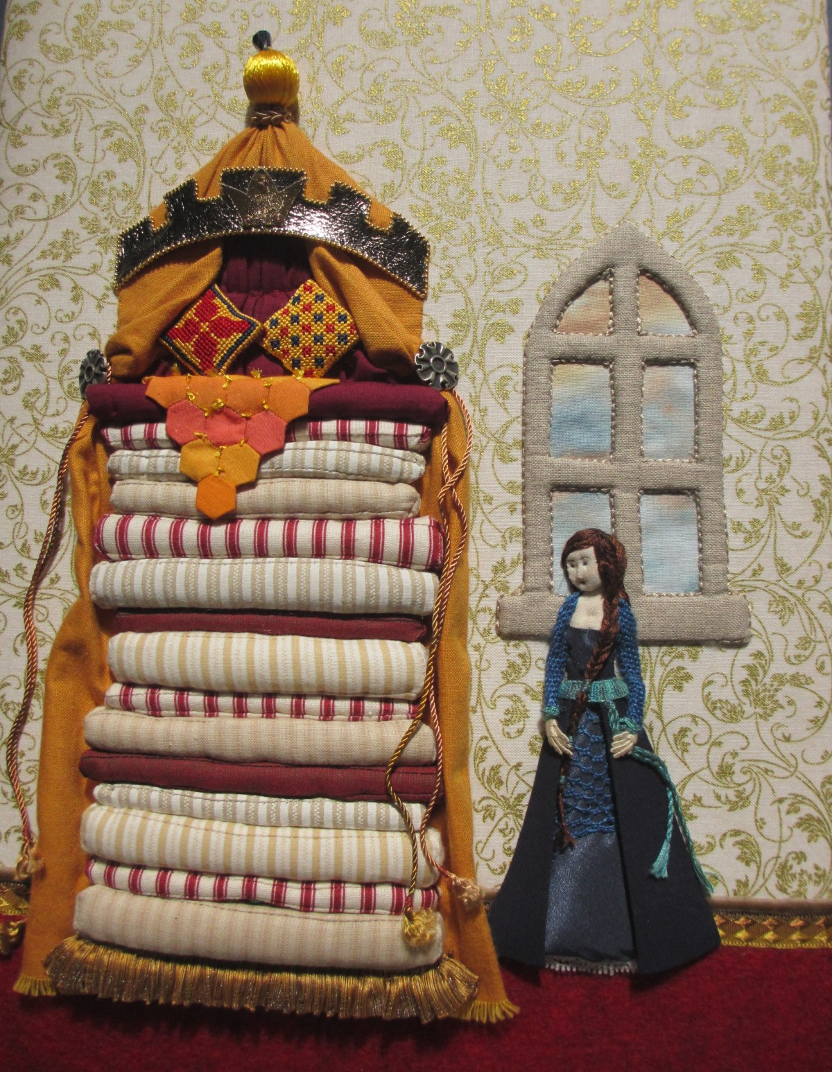 Stories in Stitch Exhibition Coming Soon at the Royal School of Needlework