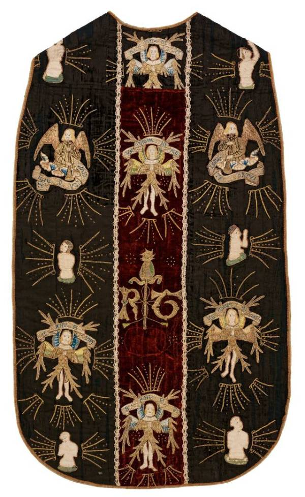 The Thornton Chasuble, 1510 – 1533. Museum no. 697-1902. © Victoria and Albert Museum, London