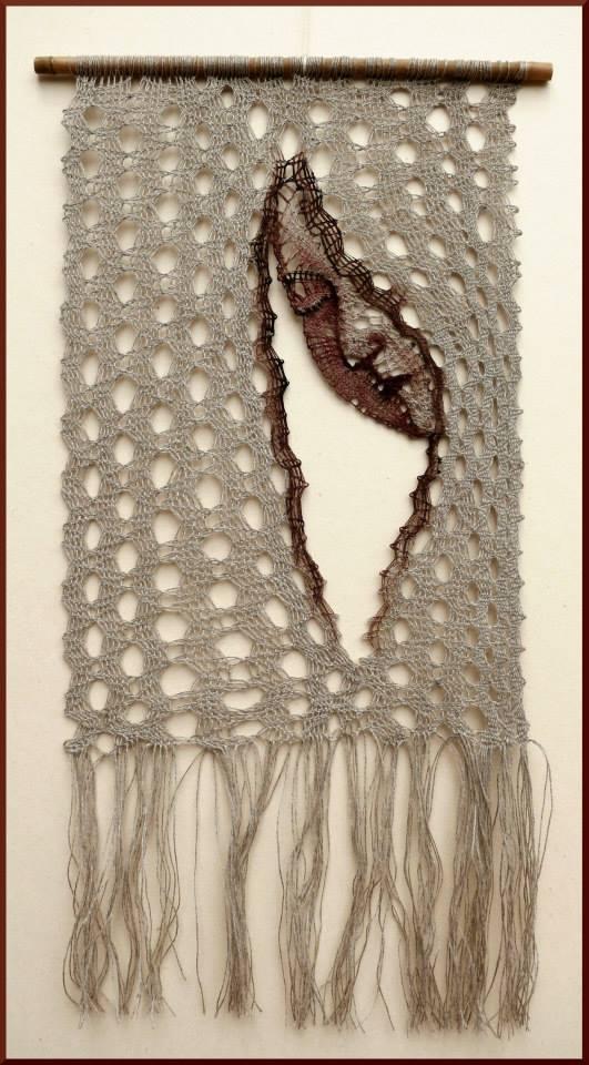 Agnes Herczeg - Lace & Wood