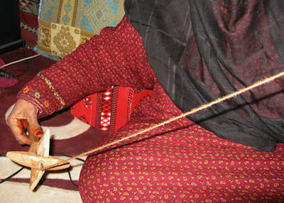 Sadou – The story of Bedouin weaving