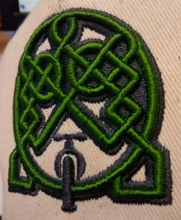 Quarter Celtic 3D Foam Hat