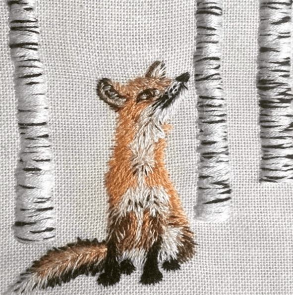 Too Cute Tuesday – Fox by rosa e chocolat