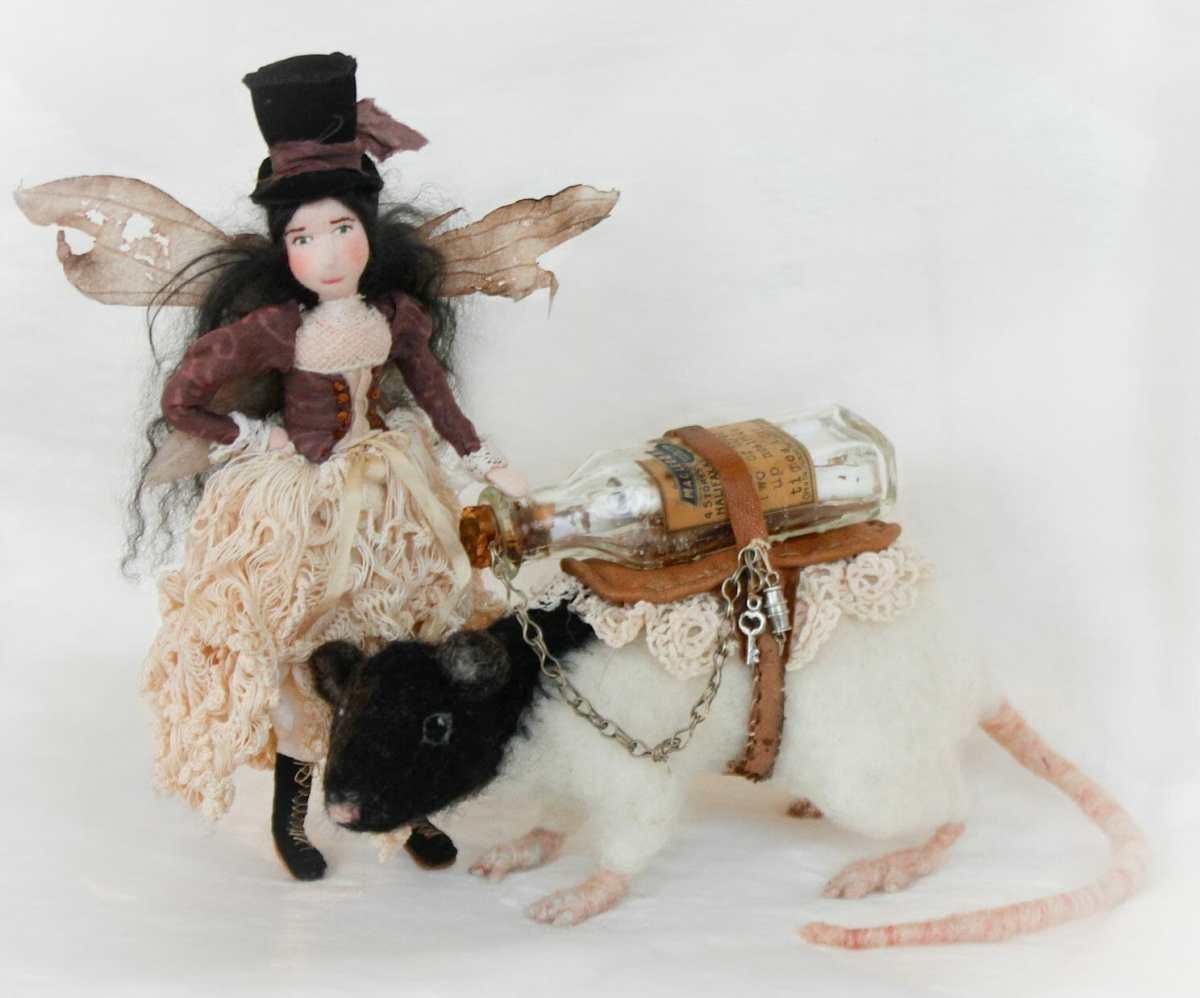 Felter Skelter: Art Dolls