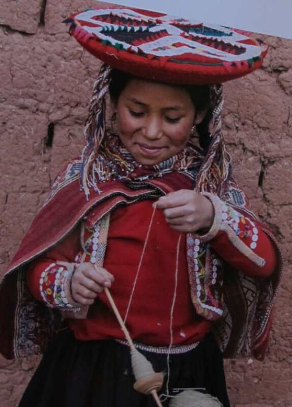Centre for Traditional Textiles of Cusco – Peru