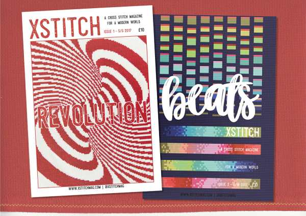XStitch Magazine Covers