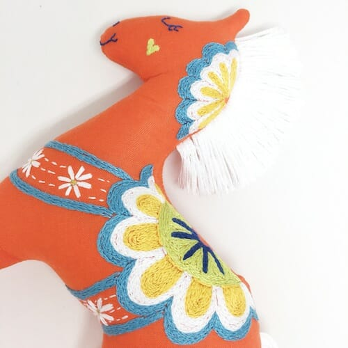 Happy Gwensday - Dala Horse