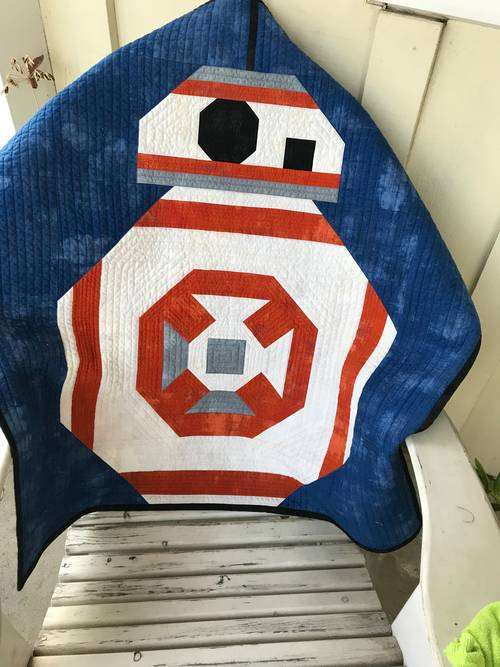 Eowynt's BB-8 Quilt