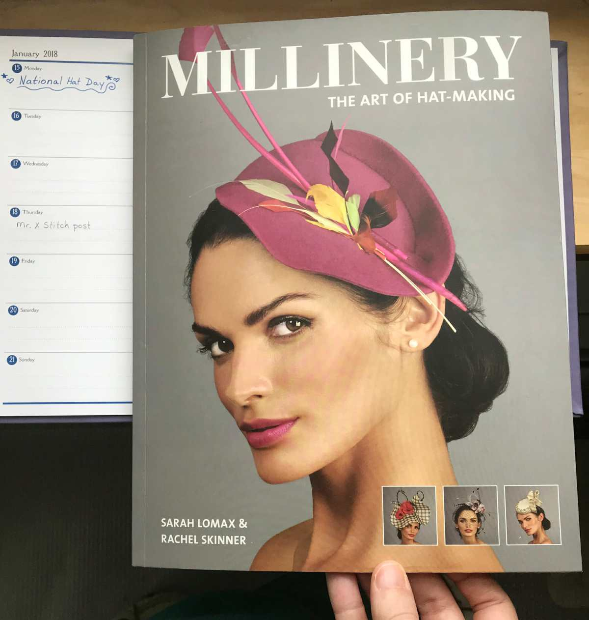 """Book Review: """"Millinery – The Art of Hat-Making"""""""