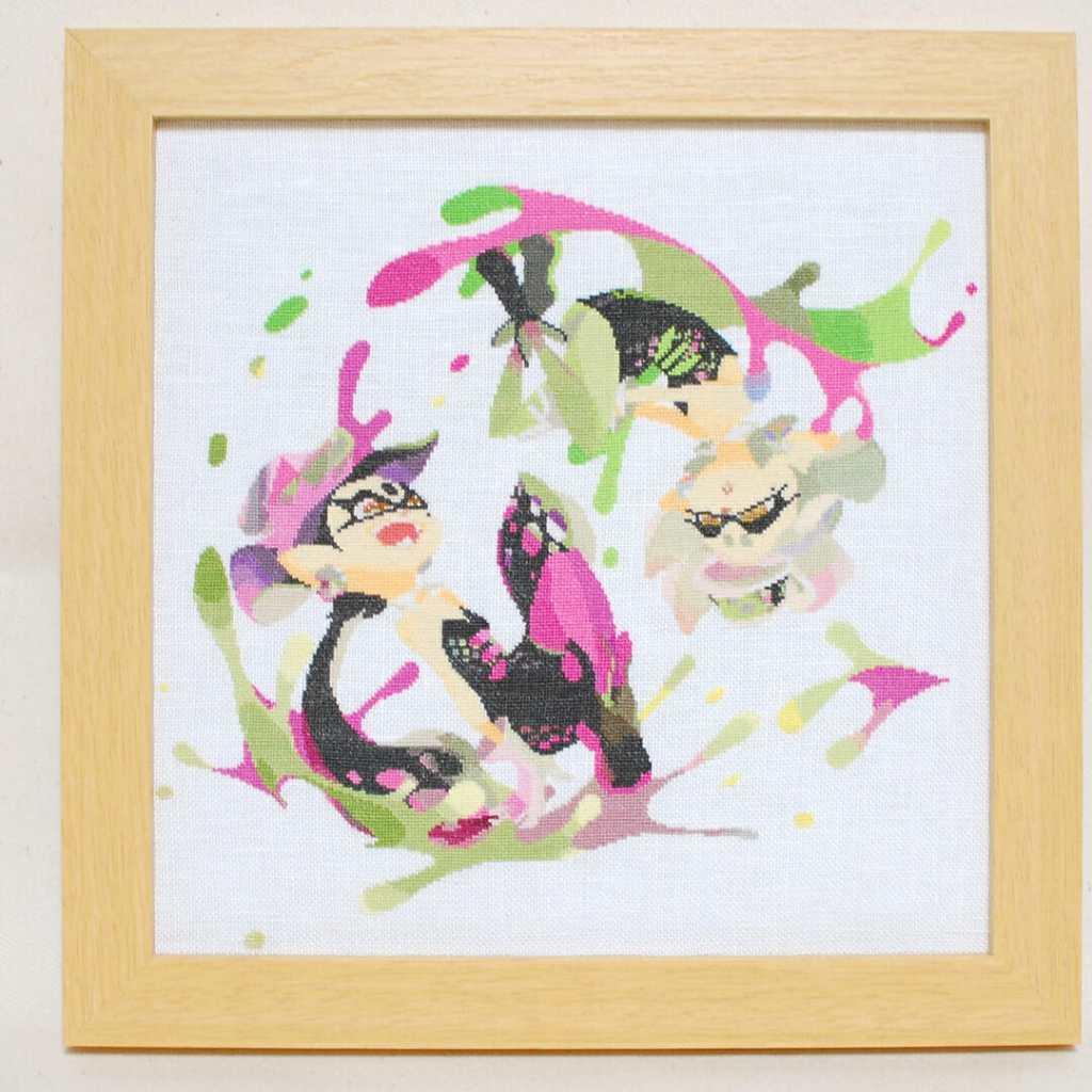 splatoon by chikiko3
