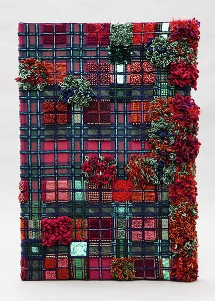 3rd Prize Shonaegh Cochlan (1), Hand & Lock Prize for Embroidery 2017