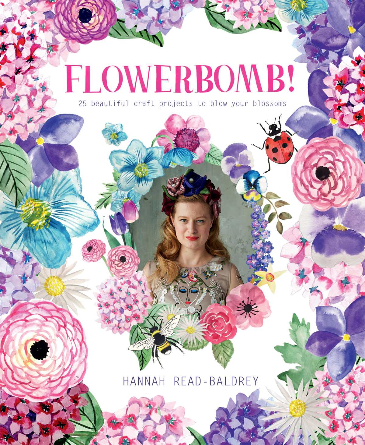 Book Review – FLOWERBOMB!