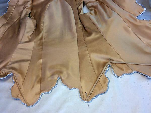 Garment assembling 2, Ami Waring