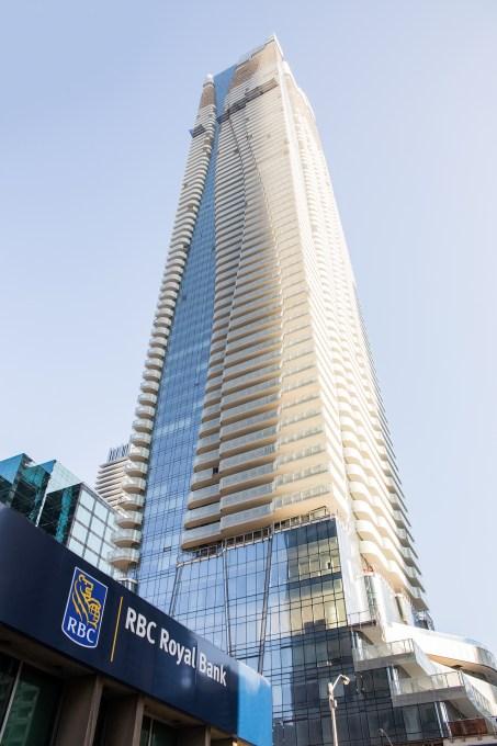 1 Bloor Street East Condo Yorkville Toronto Luxury Suites Floor Plans Listings