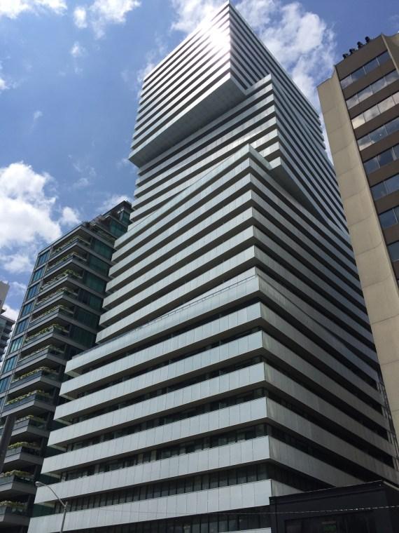 The Exhibit Residences Condo 200 Bloor Street West Yorkville Toronto Floor Plans Listings Amenities Sales Reports