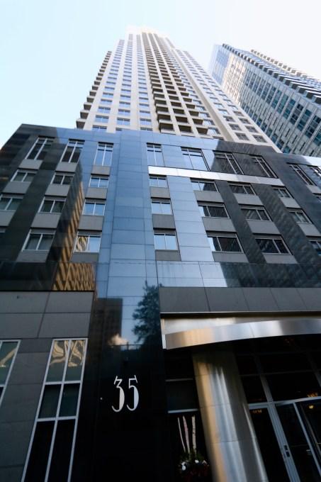 THE UPTOWN RESIDENCES CONDOS, 35 BALMUTO ST.  YORKVILLE TORONTO floor plans prices listings amenities