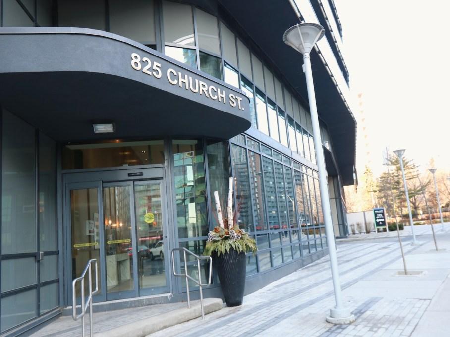 Milan Condo,  Bay Street, Toronto