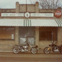 Morganza Cafe from the Movie Easy Rider