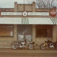 Easy Rider Cafe - Melanchon's Cafe in Morganza Louisiana