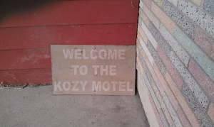 The Kozy Cafe, Echo Utah