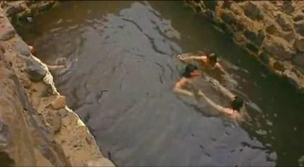 Easy Rider swim Scene