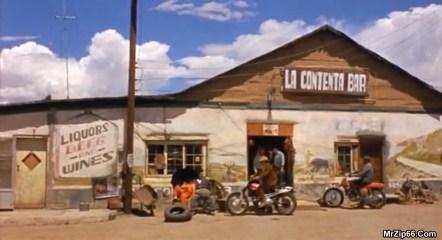La Contenta Bar Easy Rider Taos New Mexico