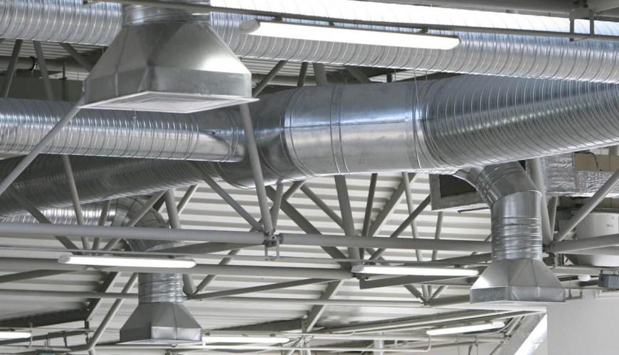 Sistemas de ventilación especializados en la industria textil