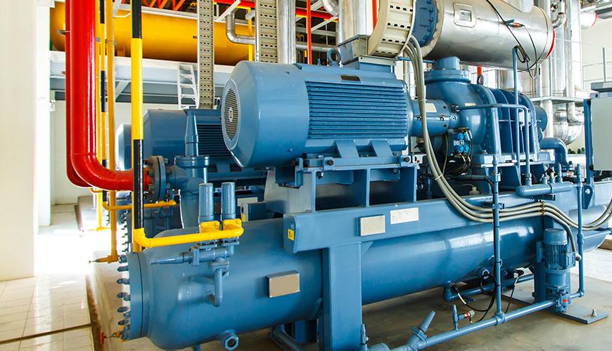 Optimización de línea de aire comprimido alta presión