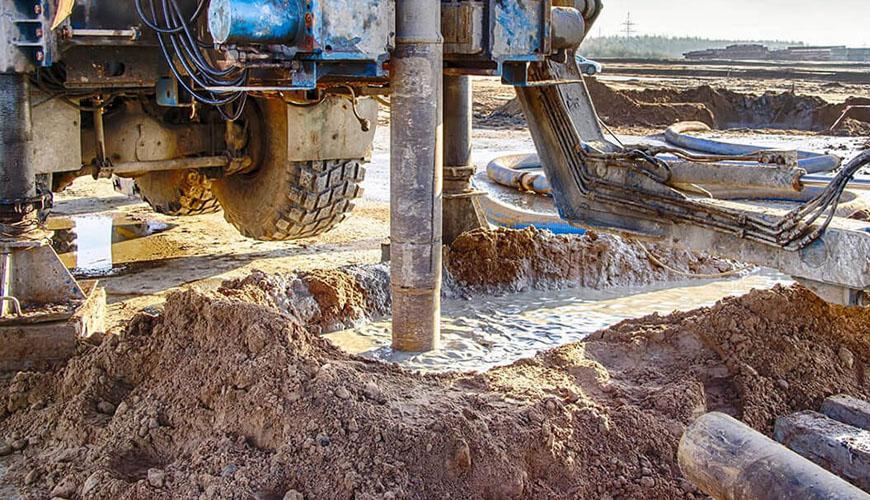 Estudios geofísicos para la perforación de pozos de agua