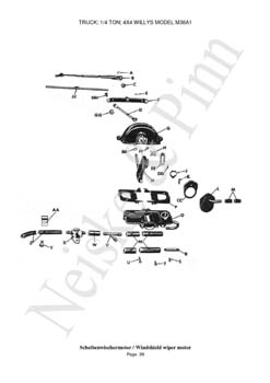 Willys Gpw Engine V2500 Engine Wiring Diagram ~ Odicis