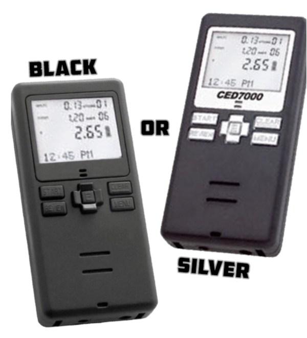 "CED7000 Shot Timer ""black"" | Tactical Timer | MS - Shooting"