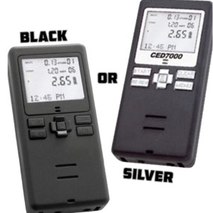 "CED7000 Shot Timer ""black"" 