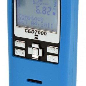 CED7000 Silicone Skins Blue | Timer Hülle | MS - Shooting