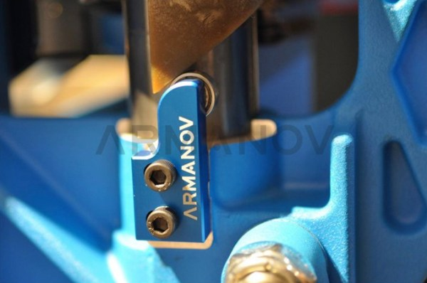 Armanov Index Bearing Cam Block for Dillon XL650 | MS - Shooting
