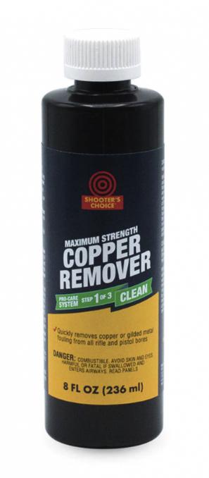 Shooter's Choice 8oz Copper Remover | Waffenreinigung | MS - Shooting