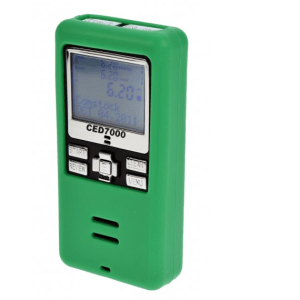 CED7000 Silicone Skins green | Timerhülle | MS - Shooting