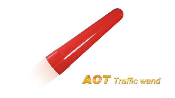 Fenix AOT-S Traffic Wand Red   Lampenzubehör   MS - Shooting