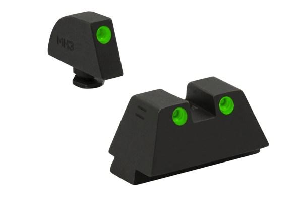 MEPROLIGHT GLOCK Schalldämpfer TritiumSight | MS - Shooting