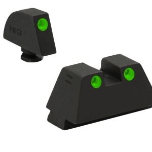 MEPROLIGHT GLOCK Schalldämpfer TritiumSight   MS - Shooting