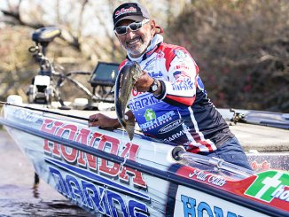 Paul Elias picks Ross Barnett as his favorite February bass fishing place.