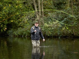 Winter is a great time to work on your fly-casting technique, paying special attention to the relationship between the back cast and forward stroke.