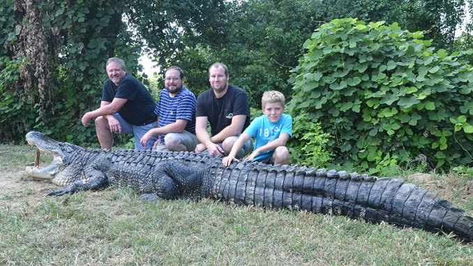 Alligator season opens the end of August, and should produce some more outstanding — often both exciting and humorous — stories to share.
