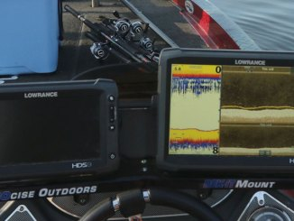 If that high-tech depth finder doesn't work properly, there's a much better chance that there's a wiring problem than some kind of trouble with the unit.
