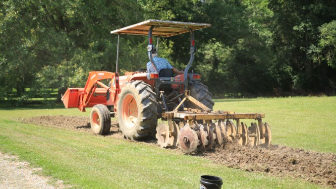 Keep your plots in good order for this fall. Anything done now will make September workdays easier.