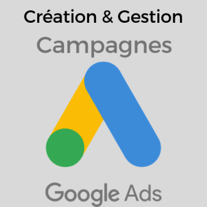Gestion de campagne google ads
