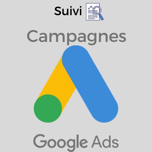 Suivi Campagne Google Ads