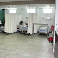 Concluyen obras de ampliación del área de urgencias del hospital del IMSS en Uruapan